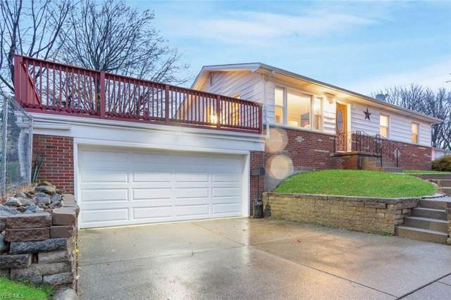 1935 Quayle Drive, Akron, OH 44312 (MLS #4243201) :: Krch Realty