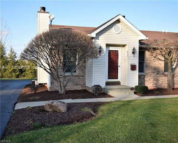 834 W Park, Hubbard, OH 44425 (MLS #4243208) :: The Art of Real Estate