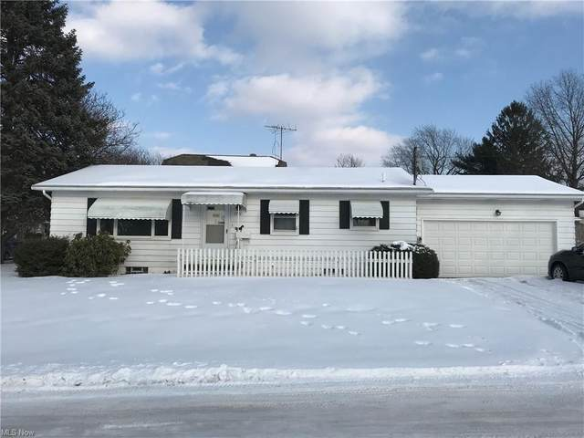 1761 Dallas Avenue, Akron, OH 44301 (MLS #4243238) :: The Holden Agency