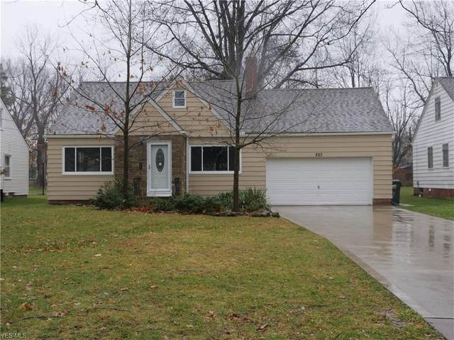 883 Trebisky Road, South Euclid, OH 44143 (MLS #4243475) :: The Art of Real Estate