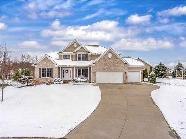 8886 Sterling Place Circle NW, Massillon, OH 44646 (MLS #4243638) :: Keller Williams Legacy Group Realty