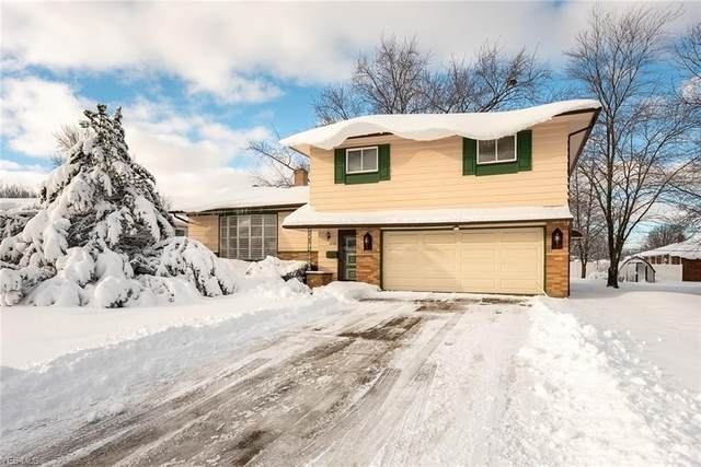 5760 Skyline Drive, Seven Hills, OH 44131 (MLS #4243701) :: The Holden Agency