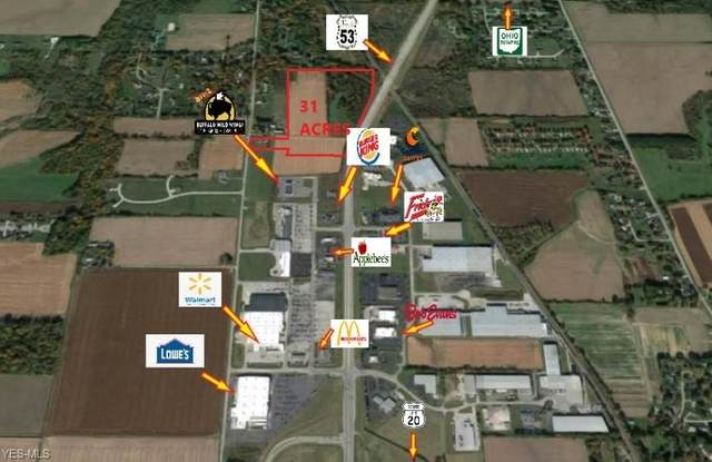 2100 N State Route 53 Road, Fremont, OH 43420 (MLS #4243812) :: The Art of Real Estate