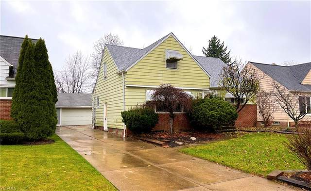 1294 W Miner Road, Mayfield Heights, OH 44124 (MLS #4243927) :: Krch Realty