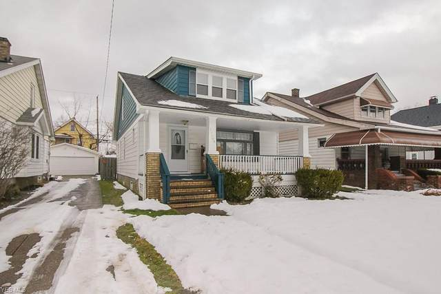 10009 Robinson Avenue, Garfield Heights, OH 44125 (MLS #4243961) :: RE/MAX Trends Realty