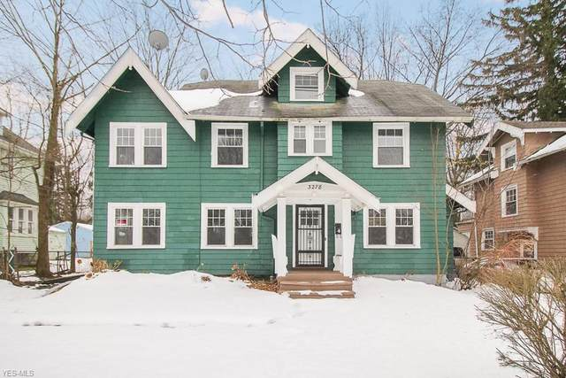 3278 Berkeley Road, Cleveland Heights, OH 44118 (MLS #4244156) :: TG Real Estate