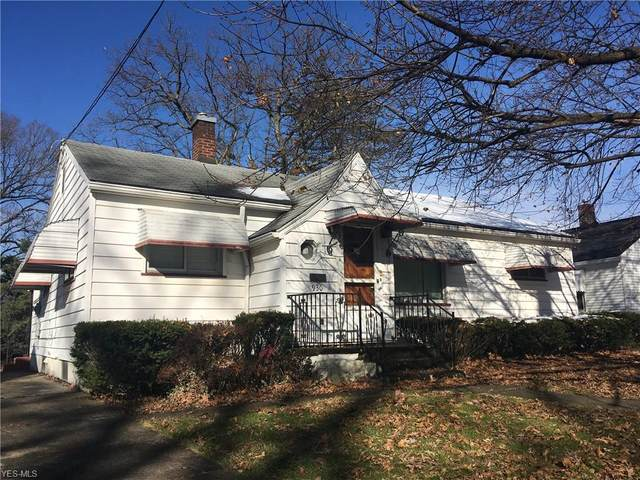 930 Lafayette Avenue, Niles, OH 44446 (MLS #4244277) :: The Art of Real Estate