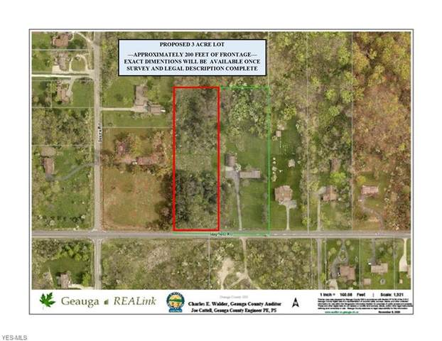 TBD Mayfield Road, Chesterland, OH 44026 (MLS #4244533) :: TG Real Estate