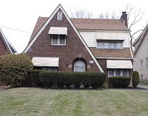 604 Mistletoe Avenue, Youngstown, OH 44511 (MLS #4244684) :: Select Properties Realty
