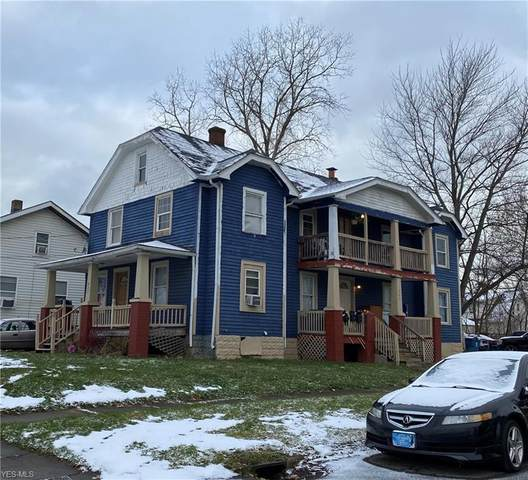 717 E 35th Street, Lorain, OH 44055 (MLS #4244796) :: The Art of Real Estate