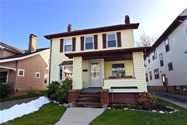 2285 Ogontz Avenue, Lakewood, OH 44107 (MLS #4244862) :: The Jess Nader Team | RE/MAX Pathway