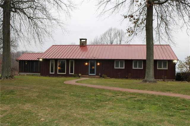 9256 County Road 35, Millersburg, OH 44654 (MLS #4244978) :: Krch Realty