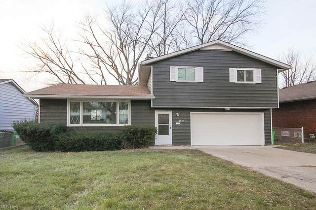 4950 Donovan Drive, Garfield Heights, OH 44125 (MLS #4244997) :: Select Properties Realty