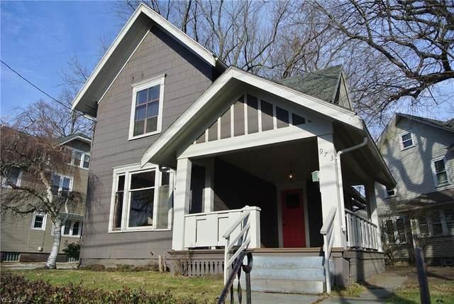 973 W Exchange Street, Akron, OH 44302 (MLS #4245080) :: Select Properties Realty