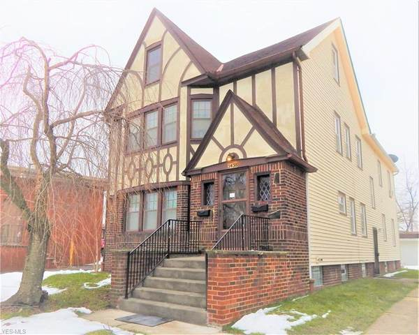 3438 Washington Boulevard, Cleveland Heights, OH 44118 (MLS #4245174) :: The Art of Real Estate