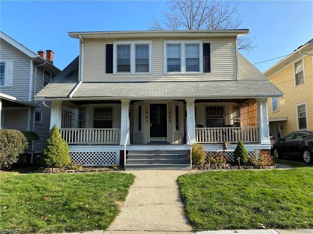 1205 St Charles Avenue, Lakewood, OH 44107 (MLS #4245189) :: The Art of Real Estate
