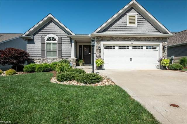 6401 Rustic Ridge Circle NW #27, Massillon, OH 44646 (MLS #4245229) :: The Art of Real Estate