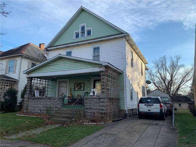 606 Ray Avenue NW, New Philadelphia, OH 44663 (MLS #4245259) :: Keller Williams Legacy Group Realty