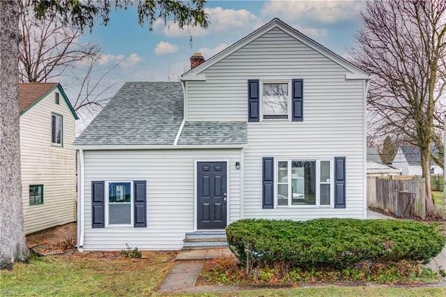 3862 Strandhill Road, Cleveland, OH 44128 (MLS #4245377) :: Krch Realty
