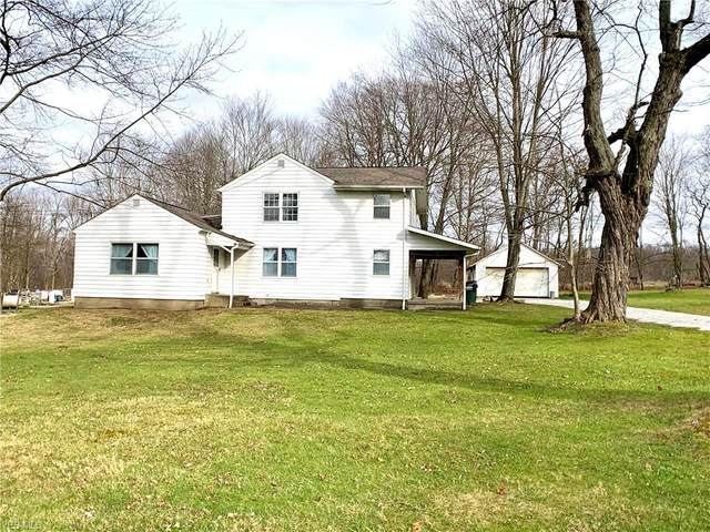 8731 State Route 82, Garrettsville, OH 44231 (MLS #4245445) :: The Art of Real Estate