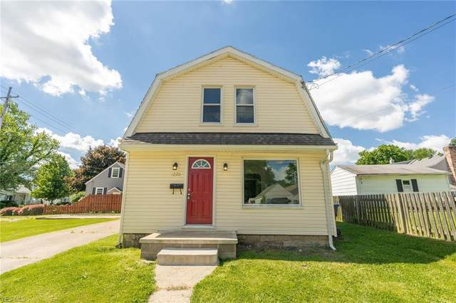 1220 Phelps Avenue, Cuyahoga Falls, OH 44223 (MLS #4245457) :: RE/MAX Trends Realty