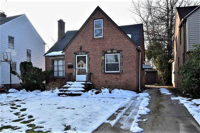 3814 Bainbridge Road, Cleveland Heights, OH 44118 (MLS #4245484) :: RE/MAX Trends Realty