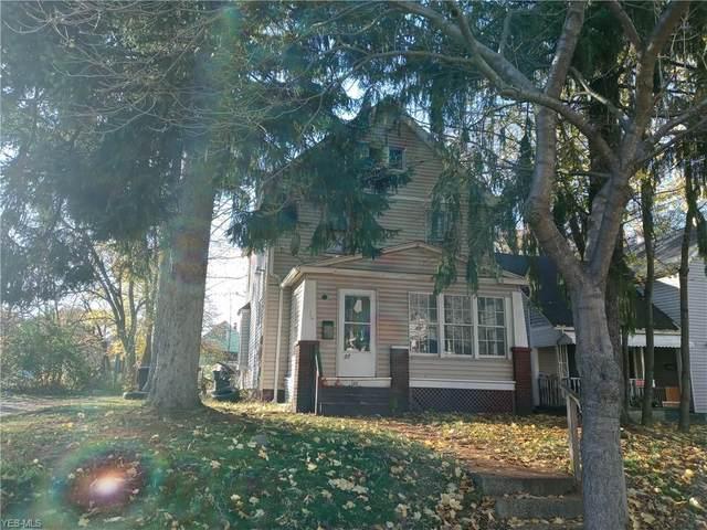 188 Jewett Street, Akron, OH 44305 (MLS #4245594) :: Keller Williams Chervenic Realty