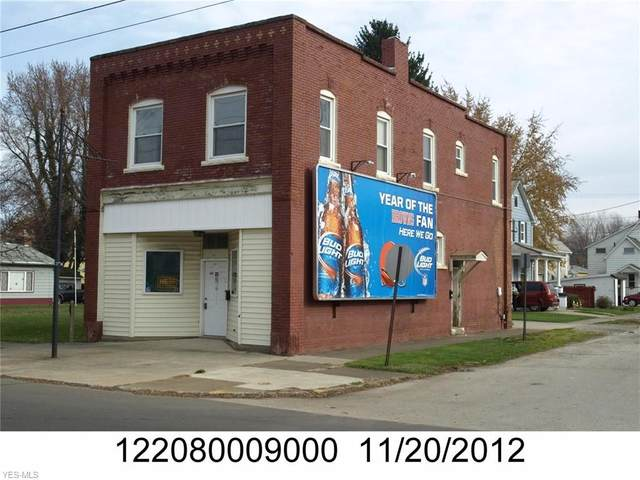 758 Broad Street, Conneaut, OH 44030 (MLS #4245718) :: The Art of Real Estate