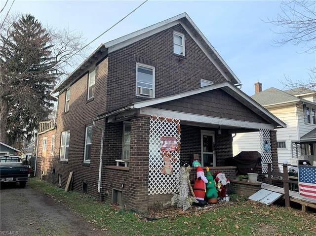 905 11th Street NE, Massillon, OH 44646 (MLS #4245726) :: Keller Williams Chervenic Realty