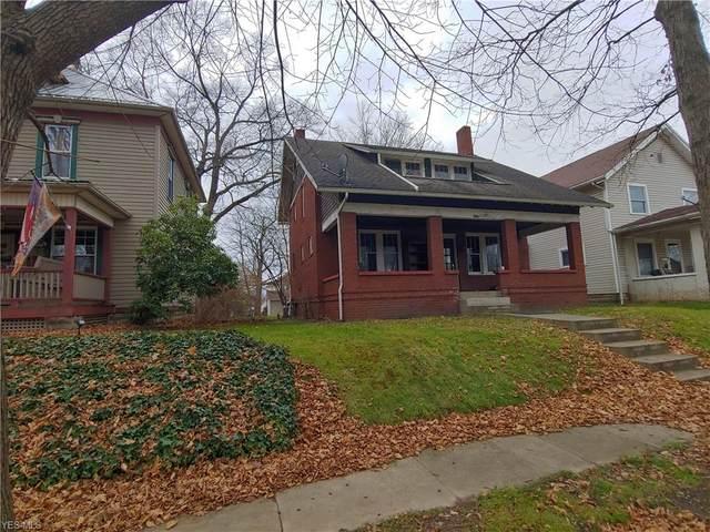 361 Mcclain Avenue, Coshocton, OH 43812 (MLS #4245748) :: The Crockett Team, Howard Hanna