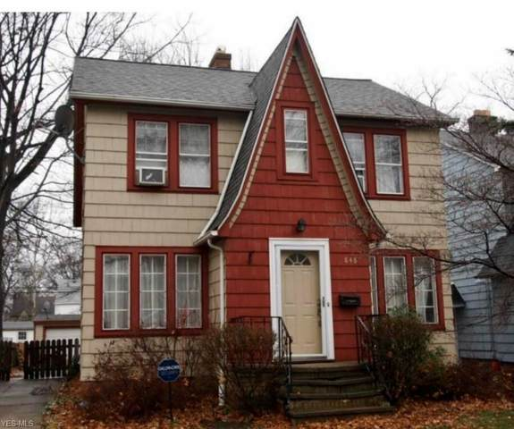 848 Beverly Road, Cleveland Heights, OH 44121 (MLS #4245888) :: RE/MAX Trends Realty