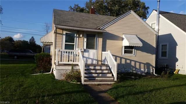 3307 Mckinley Street, Lorain, OH 44052 (MLS #4246107) :: The Holden Agency