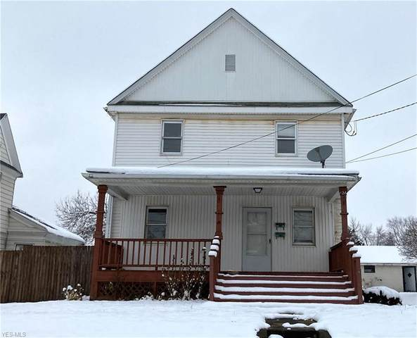 126 E Wilson Avenue, Girard, OH 44420 (MLS #4246195) :: Keller Williams Chervenic Realty