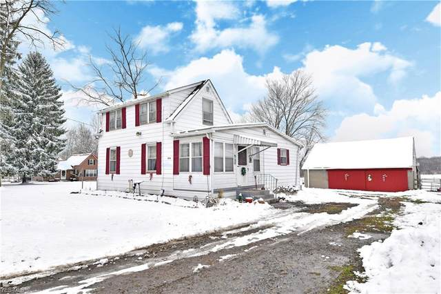 3216 E South Range Road, New Springfield, OH 44443 (MLS #4246277) :: Keller Williams Legacy Group Realty