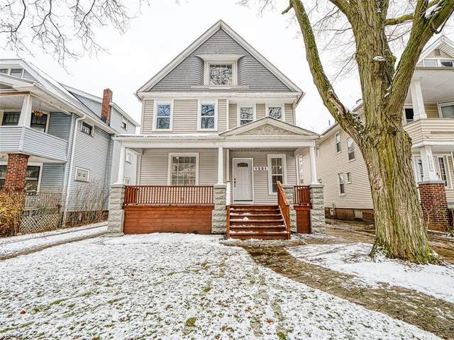 1321 W 116th Street, Cleveland, OH 44102 (MLS #4246288) :: The Art of Real Estate