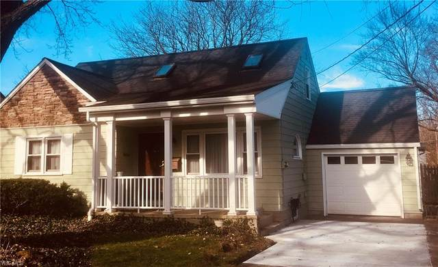 110 Rockdale Avenue, Youngstown, OH 44512 (MLS #4246307) :: Select Properties Realty