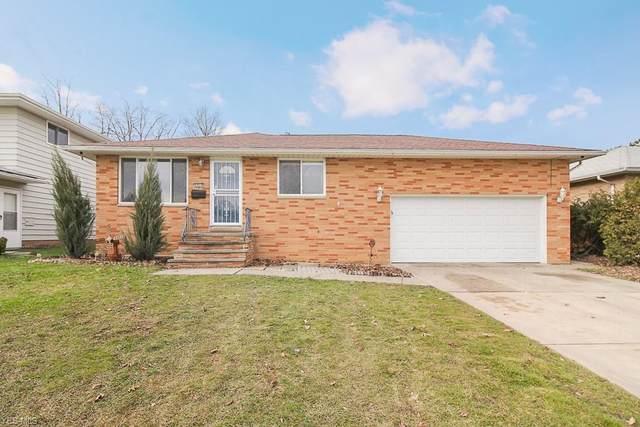 6814 Lynett Drive, Parma, OH 44129 (MLS #4246348) :: Tammy Grogan and Associates at Cutler Real Estate