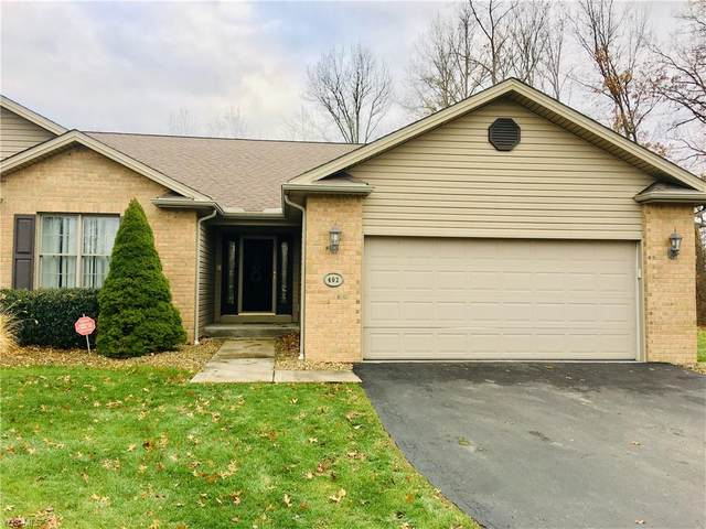 402 Pin Oak Place, Campbell, OH 44405 (MLS #4246363) :: The Holden Agency