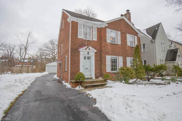 2399 Edgerton Road, University Heights, OH 44118 (MLS #4246375) :: The Art of Real Estate