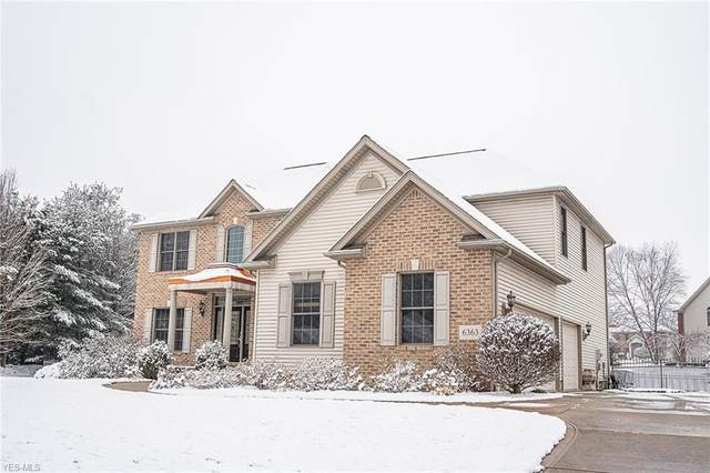 6363 Longford Avenue NW, Massillon, OH 44646 (MLS #4246401) :: The Art of Real Estate