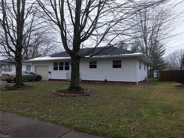 631 Southern Boulevard NW, Warren, OH 44485 (MLS #4246461) :: RE/MAX Trends Realty
