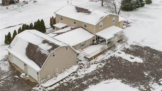 44832 Columbiana Waterford Road, Columbiana, OH 44408 (MLS #4246502) :: TG Real Estate