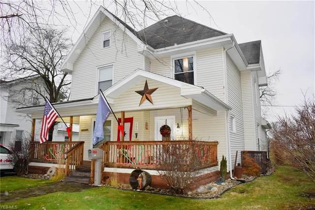 208 E Main Street, West Lafayette, OH 43845 (MLS #4246512) :: Krch Realty