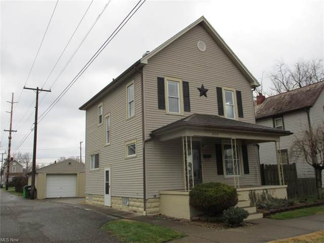 434 E 7th Street, Dover, OH 44622 (MLS #4246696) :: The Art of Real Estate