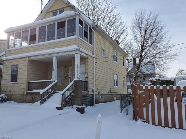 880 Stevenson Road, Cleveland, OH 44110 (MLS #4246747) :: Krch Realty