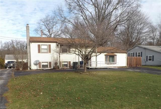 7715 Anderson Avenue NE, Warren, OH 44484 (MLS #4246778) :: Keller Williams Chervenic Realty