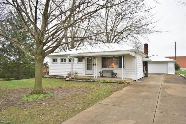 15 Westview Avenue, Hubbard, OH 44425 (MLS #4246794) :: The Art of Real Estate