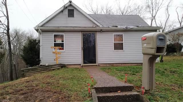 209 Cedar Street, Marietta, OH 45750 (MLS #4246892) :: The Crockett Team, Howard Hanna