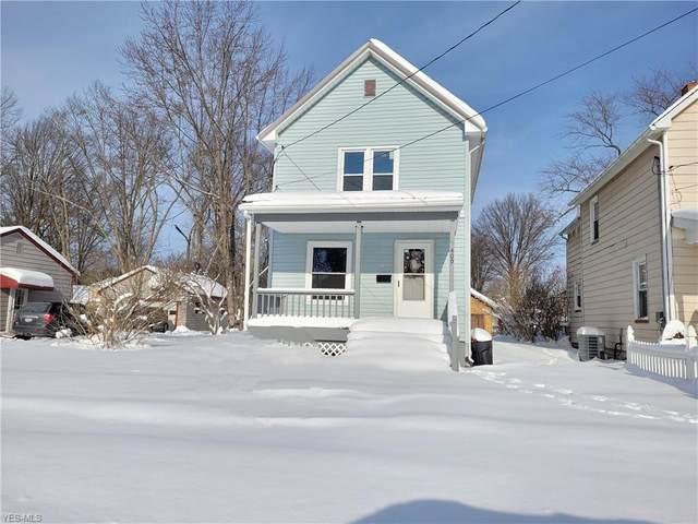 409 E 23rd Street, Ashtabula, OH 44004 (MLS #4246995) :: Keller Williams Chervenic Realty