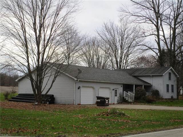 5190 Stanhope Kelloggsville Road, Andover, OH 44003 (MLS #4247155) :: The Kaszyca Team